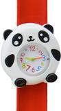 Cute panda rood