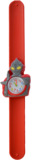 Kinderhorloge super robot rood _