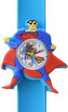 Kinderhorloge superheld blauw _