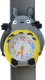 Kinderhorloge chinchilla grijs_