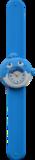 Kinderhorloge walvis blauw_