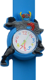 Kinderhorloge actiefiguur blauw_