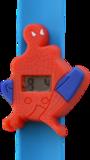 Digitaal kinderhorloge superheld rood/blauw_