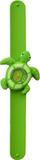 Kinderhorloge schildpad groen_