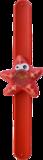 kinderhorloge zeester rood