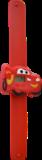 Digitaal kinderhorloge crazy auto rood_