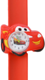 Kinderhorloge crazy auto rood_