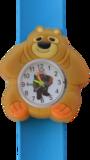 Kinderhorloge chubby beer donkerblauw_