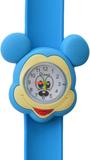 Kinderhorloge blauwe muis_