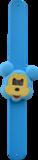 Digitaal kinderhorloge blauwe muis_