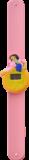 Digitaal kinderhorloge dwergen prinses roze_
