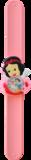 Kinderhorloge dwergen prinses roze_