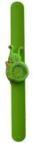 Kinderhorloge rups groen_