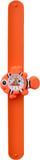 Kinderhorloge blije clownvis oranje/wit_