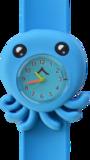 Kinderhorloge sweet octopus blauw_
