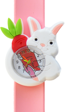 Kinderhorloge carrot rabbit