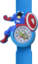 Kinderhorloge superheld Amerika