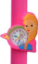 Kinderhorloge prinses Els roze