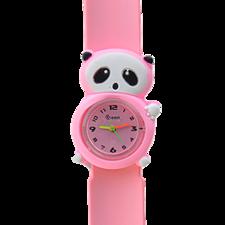 Kinderhorloge pinky panda roze