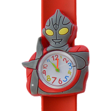 Kinderhorloge super robot rood
