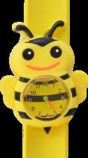 Kinderhorloge blije bij geel