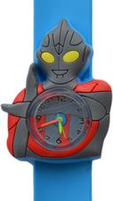 Kinderhorloge super robot blauw/grijs