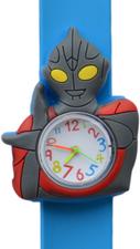 Kinderhorloge super robot blauw
