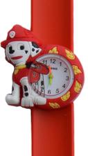 Kinderhorloge brandweer hond rood