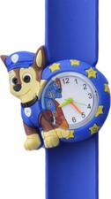 Kinderhorloge politiehond paars