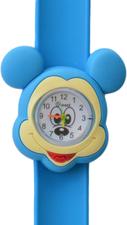 Kinderhorloge blauwe muis