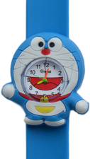 Kinderhorloge happy mol blauw