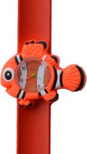 Kinderhorloge blije clownvis rood